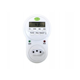 Timer Temporizador Digital Bivolt 10A - Elcon
